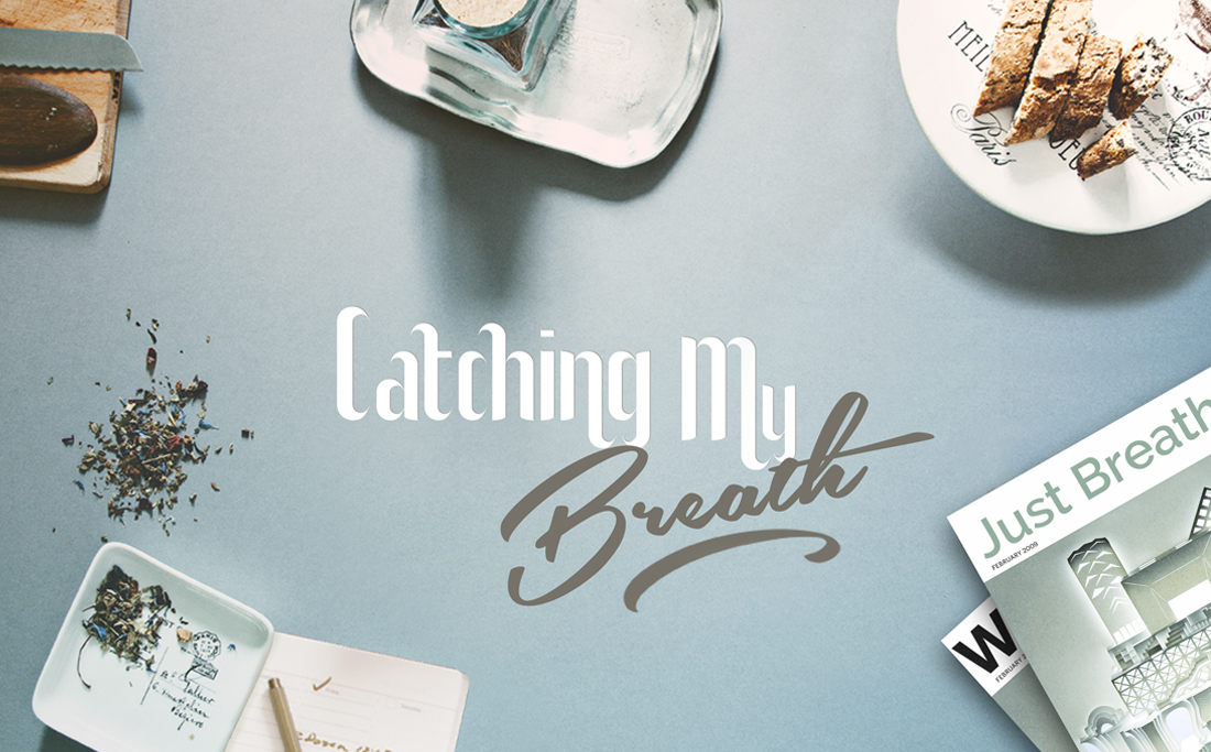 Catching My Breath by Brittany Thompson